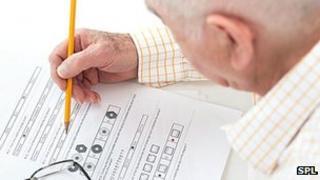 Alzheimer's disease test