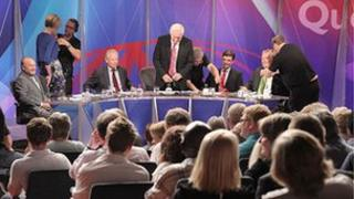 Schools Question Time in 2010-2011