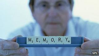 Memory loss (generic image)