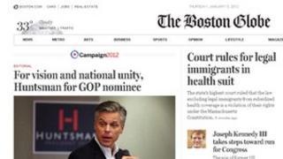 Boston Globe screen grab