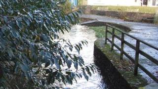 River Allen in Truro