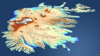 Iceland (DLR)
