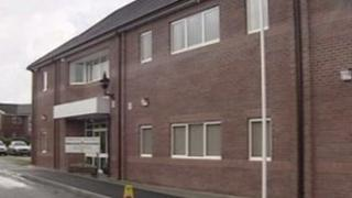 Ammanford Police Station