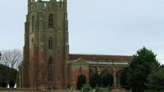 St Edith's in Monks Kirby