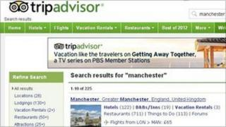 TripAdvisor screenshot