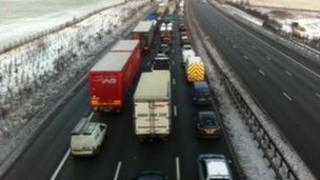A1 in Wetherby