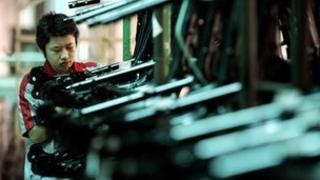 Chinese growth fears
