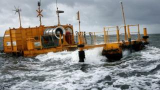 Ocean Energy device