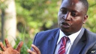 MP David Bahati