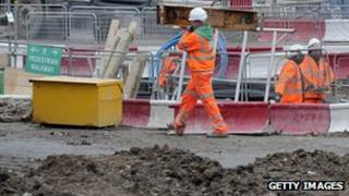 Crossrail project in London