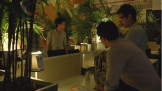 """JFDI workspace the """"jungle"""""""