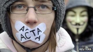 Acta protest