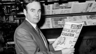 Rupert Murdoch in 1969