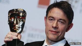 Peter Straughan at the Baftas