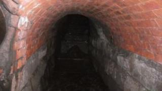 The Tunnel of Love, Blackburn