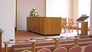 Roselawn crematorium