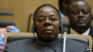 President Bingu wa Mutharika of Malawi