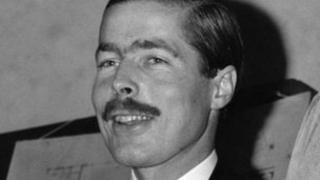 Lord Lucan on his wedding day in 1963