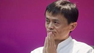 Jack Ma, chairman Alibaba Group