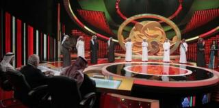 On the set of Million's Poet, 2012 - Courtesy Million's Poet producers
