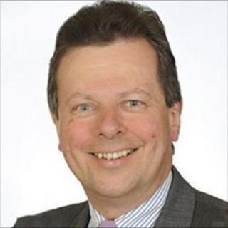 Bournemouth council leader John Beesley