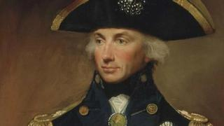 Admiral Lord Nelson by Lemuel Francis Abbott (out of copyright)