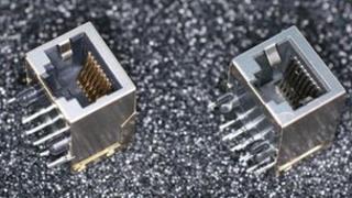 Ethernet jacks, Raspberry Pi