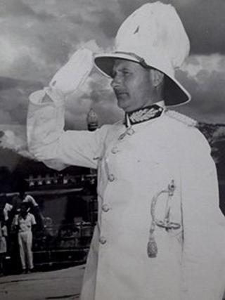 Duncan Stewart, Governor of Sarawak