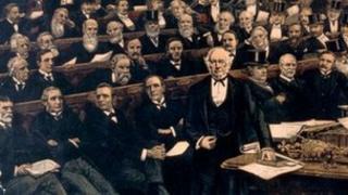 Prime Minister William Gladstone