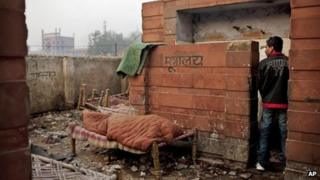 File photo of a public toilet in Delhi