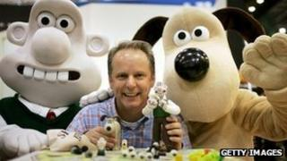 Wallace and Gromit creator Nick Park