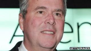 Former Florida Governor Jeb Bush at the Lincoln Center Institute Gala, New York, New York 7 March 2012