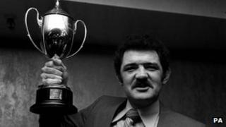 Mervyn Davies in 1977