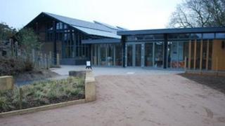 RSPB Minsmere visitor centre