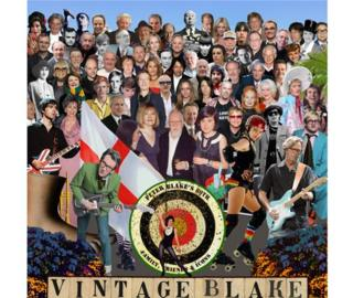 Sir Peter Blake selects the British cultural icons of his life to mark his 80th birthday celebrations at Vintage Festival