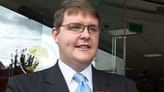 Deputy Jeremy Macon
