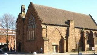 Old Grammar School, Coventry