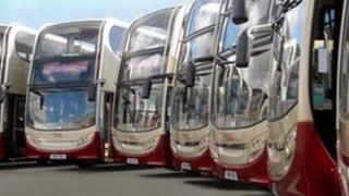 Lothian Buses