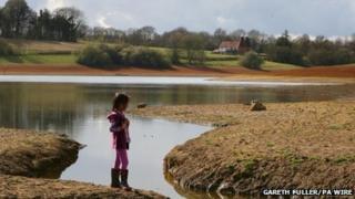 Bewl Water Reservoir near Lamberhurst, Kent