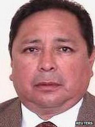 Undated photo of Guillermo Cholele