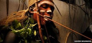 Bwiti tribe