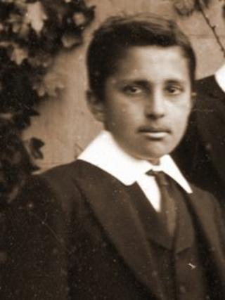 Victor Giglio aged 13