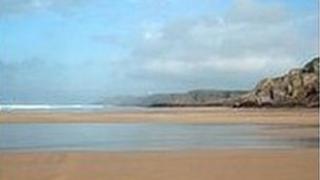 Crooklets Beach