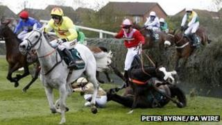 Incident at Grand National
