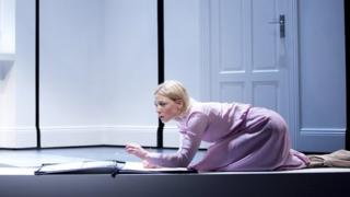 Cate Blanchett in Big and Small