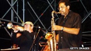 Wayne Jackson and Andrew Love