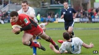 Melrose rugby sevens