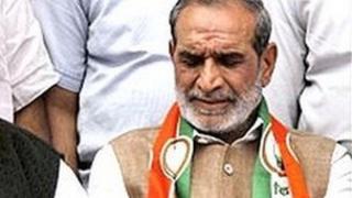 Congress Party leader Sajjan Kumar