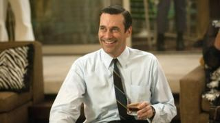 Don Draper, character from Mad Men series