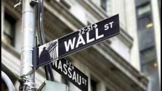 Wall Street signage